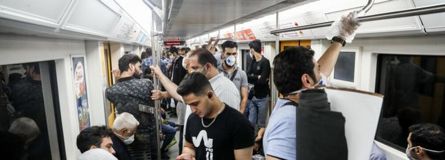 Surge in Subway Use Raises Alarm Amid Covid Third Wave
