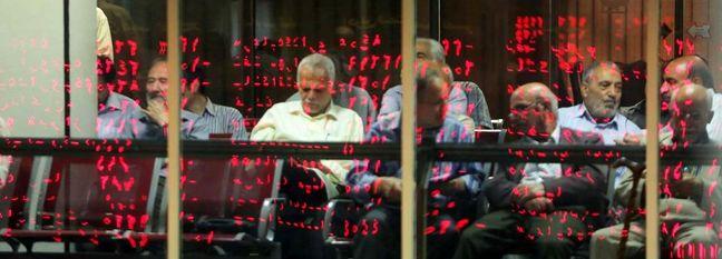 Tehran Stocks Nudge Up