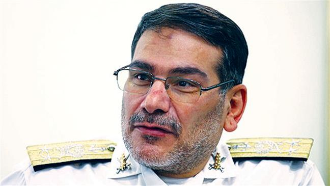 Iran sees no need to negotiate Mideast issues with US: Shamkhani