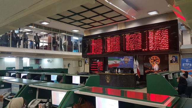 Tehran Stock Exchange Benchmark Scores 15 Points