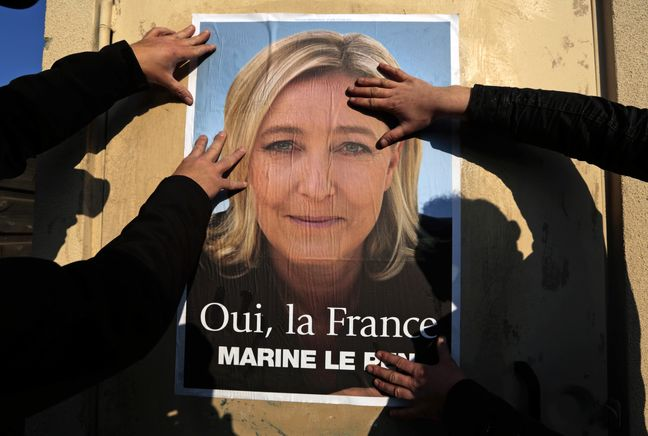 French Election Shocker: Pollsters Baffled by Four-Way Contest