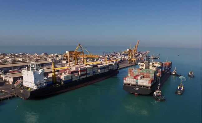 5.8 Percent Growth in Iran's Q1 Non-Oil Foreign Trade