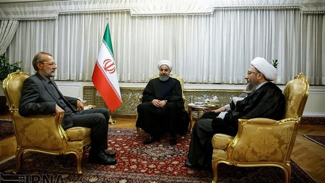 Iran capable of responding to any regional crisis: Rouhani