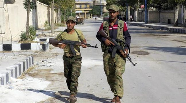 Syrian army takes more villages from militants in northwest Syria