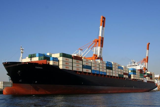 Iran's exports hit 50 mln tons in 5 months