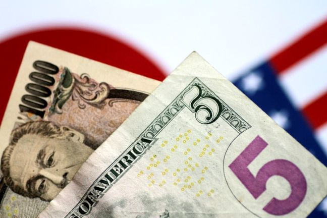 Dollar buoyant against yen, pound hits one-year high on inflation jump