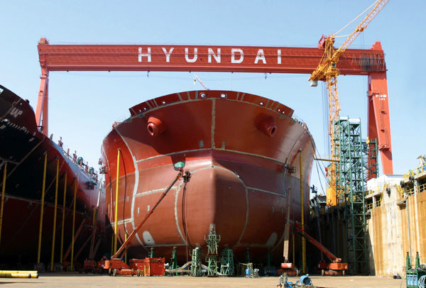 Iran on verge of making deal with world's top shipbuilder