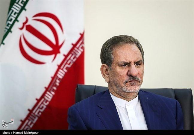 Iran's first vice president's visit to Turkey postponed