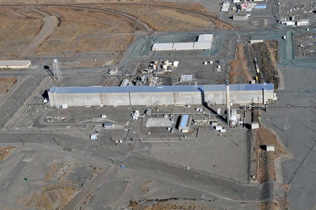 Tunnel collapses at Washington nuclear waste plant; no radiation released