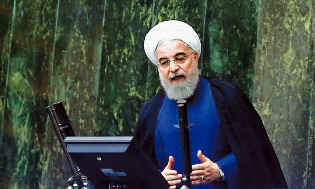 Rouhani to run for 2017 presidential election in Iran