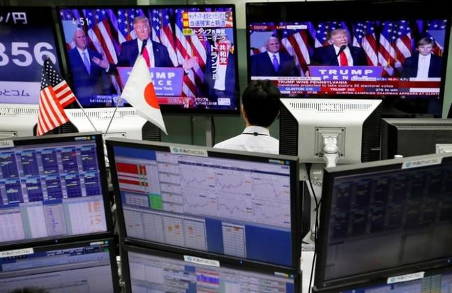 Asia shares rebound in sharp turnaround from Trump shock