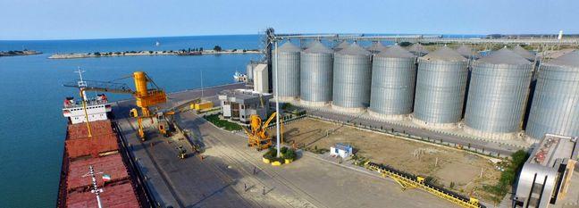 Amirabad Port Silo Capacity on the Rise