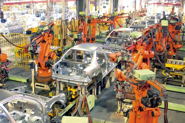 Iran Auto Sector's Facts and Figures