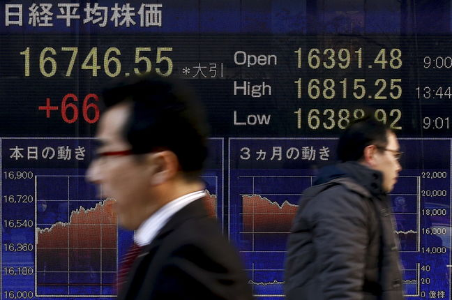 G20 growth vow keeps global shares near nine-month high
