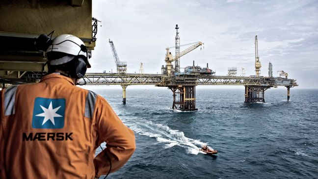 South Pars Oil Talks With Maersk Underway