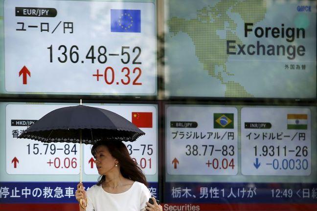 Oil sinks while stocks gain on North Korea, euro shaken by Italy