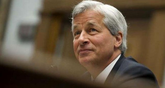 Jamie Dimon Slams Bitcoin as a 'Fraud'