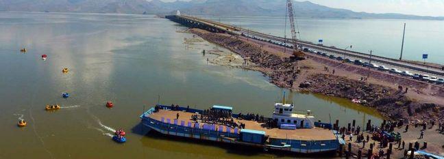 Reclaimed Water Helping Revive Long-Disturbed Lake Urmia