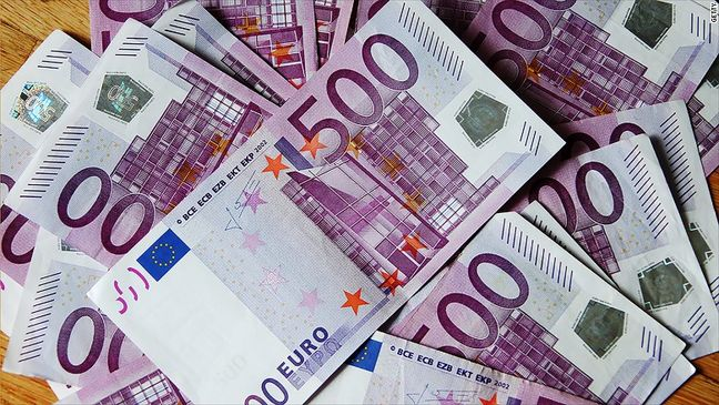 Euro surge to two-year high prompts stocks pause
