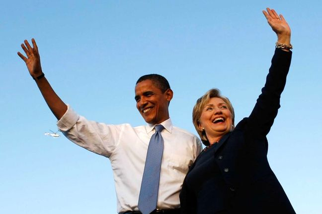 Obama warns Democrats against overconfidence about Clinton victory