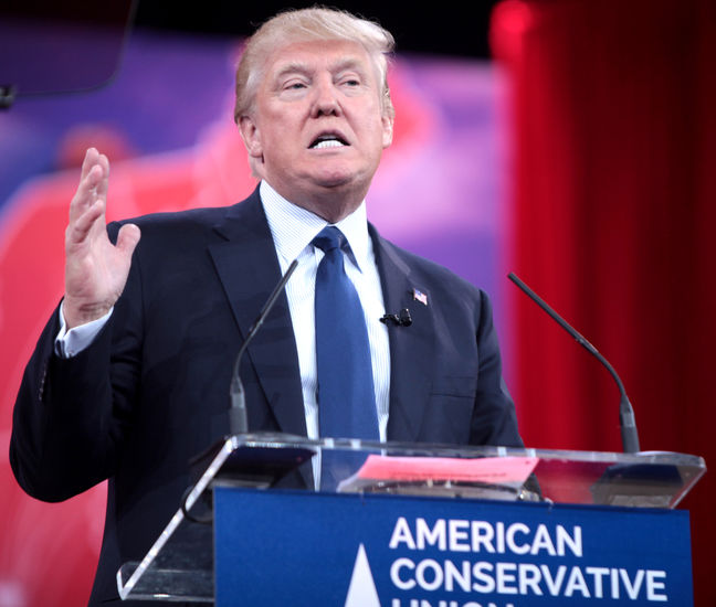Trump campaign signals possible shift on immigration stance