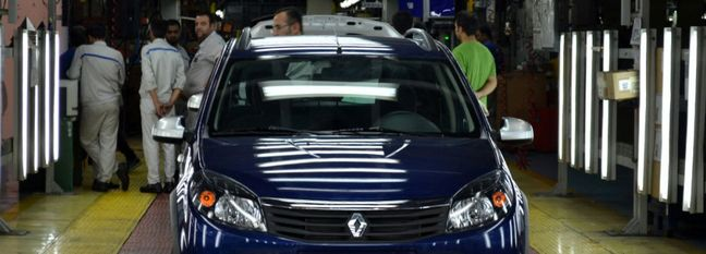 Iranian Carmaker Says Cannot Deliver Presold Renaults