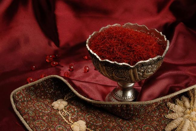 Saffron Exported to 47 Countries