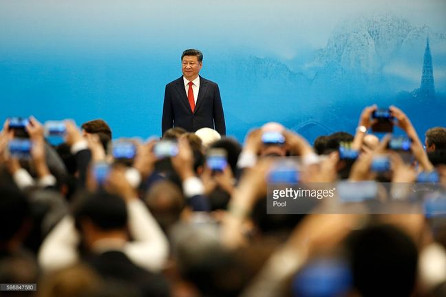 China's Xi at G20 says world economy at risk, warns against protectionism