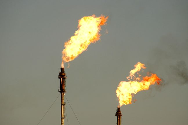 Gas Flaring in Forouzan Oilfield Coming to an End