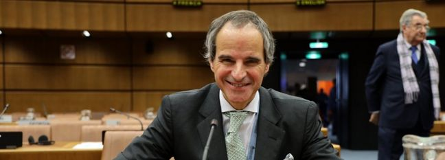 Argentina's Grossi Takes Helm of IAEA