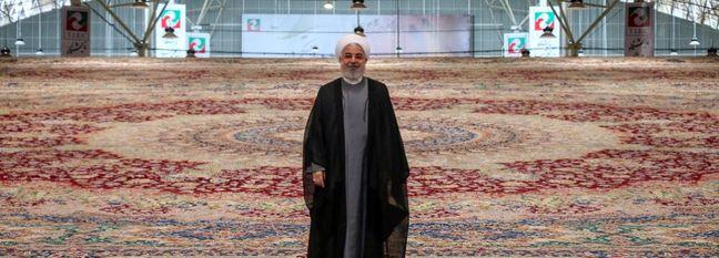 $100m Carpet Unveiled at Tabriz Int'l Exhibition