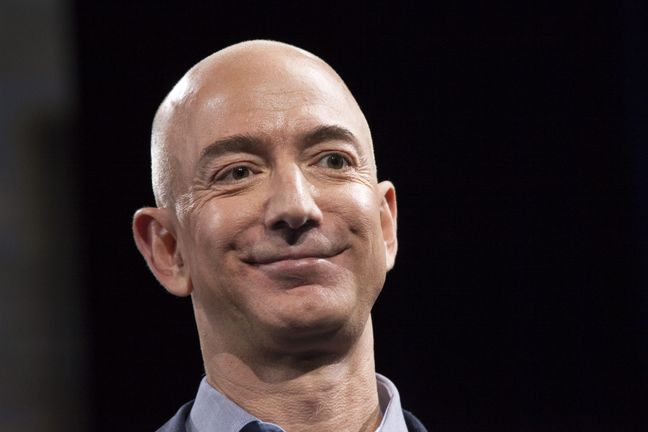 Amazon's Jeff Bezos Turns to Twitter for Philanthropy Ideas