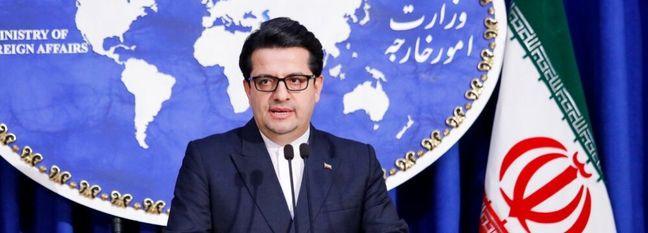 German Claims on Tehran's Regional Role Dismissed
