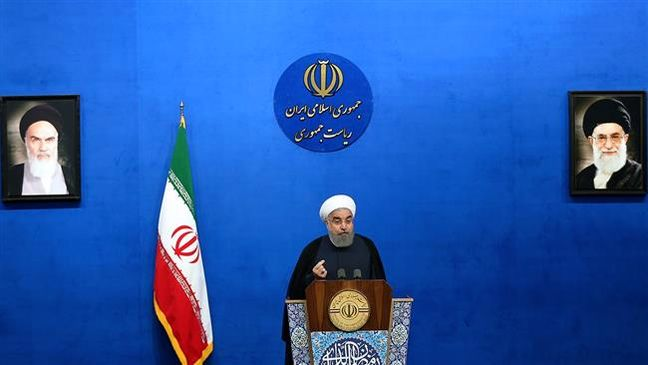 Iran to respond more decisively to terrorist attacks on its soil: Rouhani