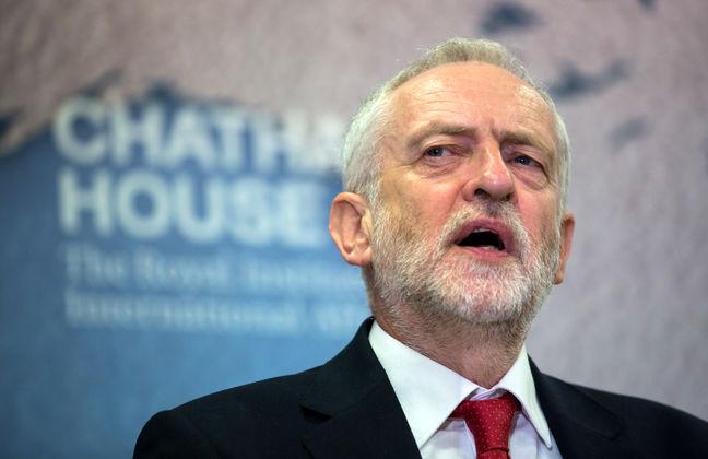 What Corbyn's Fans Overlook: Labour Leader Is Still Pro-Brexit