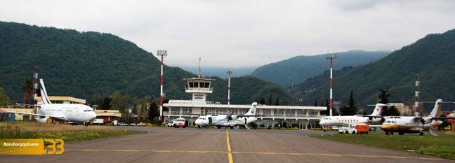 Ramsar Int'l Airport Resumes Flights
