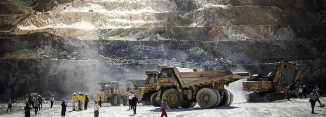 Iran's Mineral Extractions at 470m Tons