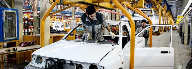 Car Buyers in Iran Get a Raw Deal