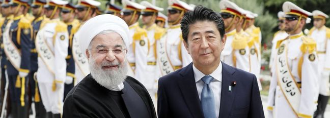 Need to Tone Down Expectations From Rouhani's Japan Visit