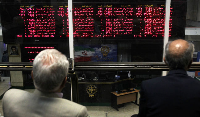 TEDPIX Loses 183 Points in Tuesday Trade