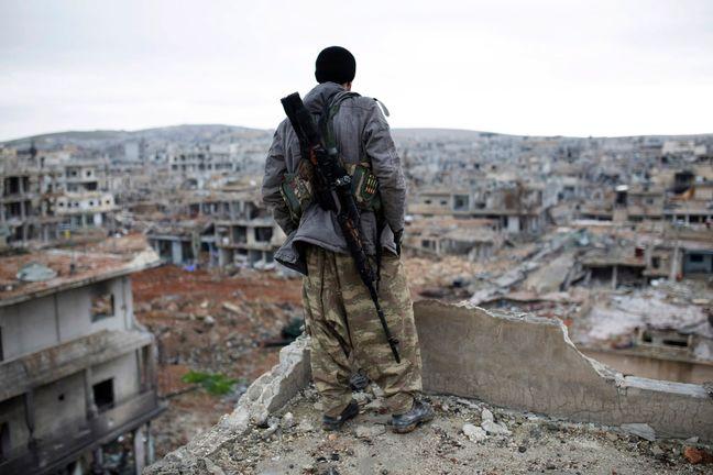 U.S. to arm Syrian Kurds fighting Islamic State, despite Turkey's ire