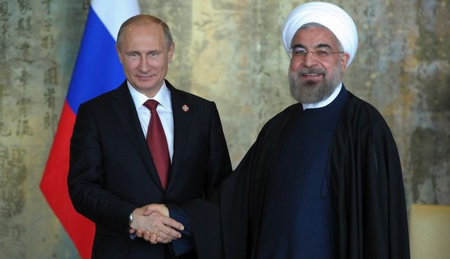 Iran-Russia Seesaw Trade Yet to Reach Full Potential