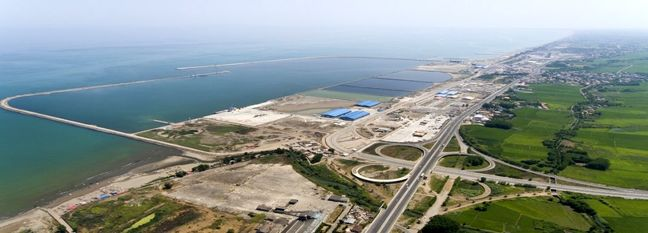 $8.7m Contract to Build Ro-Ro Terminal at Anzali Port