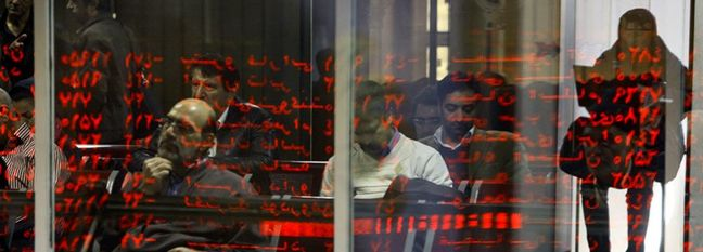 Tehran Stock Market Correction Lingers