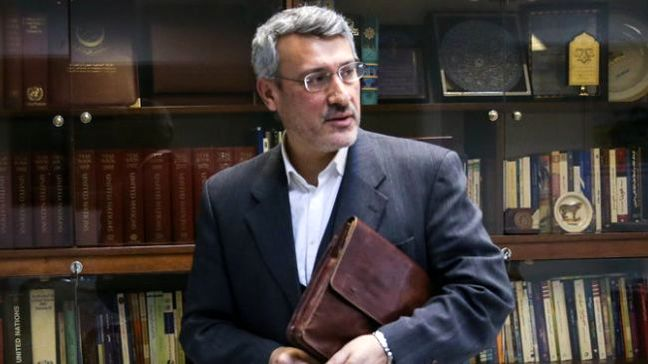 Baeedinejad: West should cease supporting terrorists in Syria