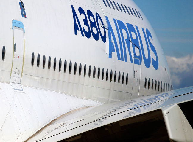 Iran Drops A380s in Airbus Deal