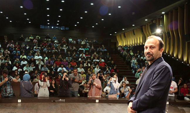 Fans Rush to See Farhadi's 'Salesman'