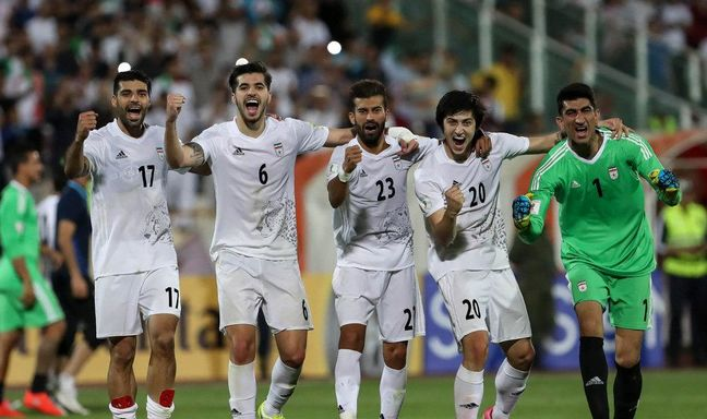 Team Melli Joins Brazil, Russia at 2018 FIFA World Cup
