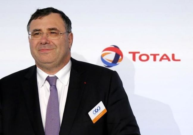 Total developing own Iran banking channels
