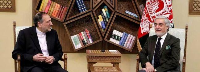 'Shared Values' Cornerstone of Iran-Afghan Ties